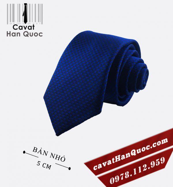 cà vạt nam xanh đen