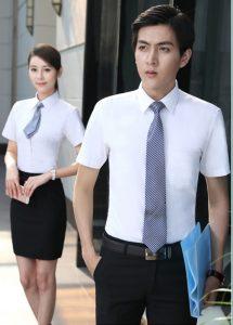 Cà vạt nam nữ công sở