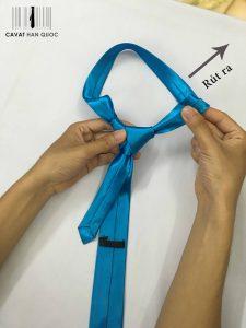 cách thắt cà vạt đẹp cho nam