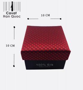 Kích thước hộp 10 x 10 cm