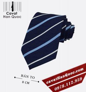 Với màu sắc nhã nhẵn, rất phù hợp để thầy đeo cà vạt đi dạy hoặc đi công việc