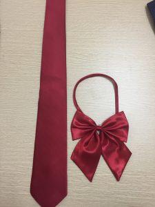 Đồng phục cà vạt nơ đeo cổ