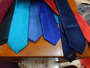Cà vạt nam bản nhỏ cao cấp các màu