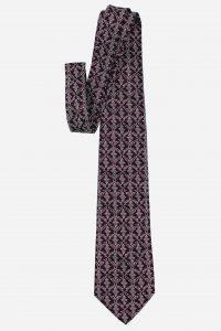 Cà vạt tím ánh bạc hoàng gia chỉ có 01 chiếc duy nhất