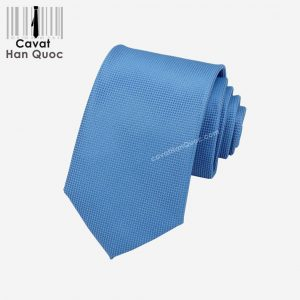ca-vat-xanh-duong-o vuong-ban-7-cm