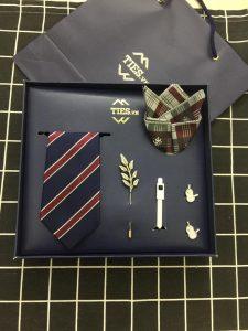 Set cà vạt bản to sang trọng