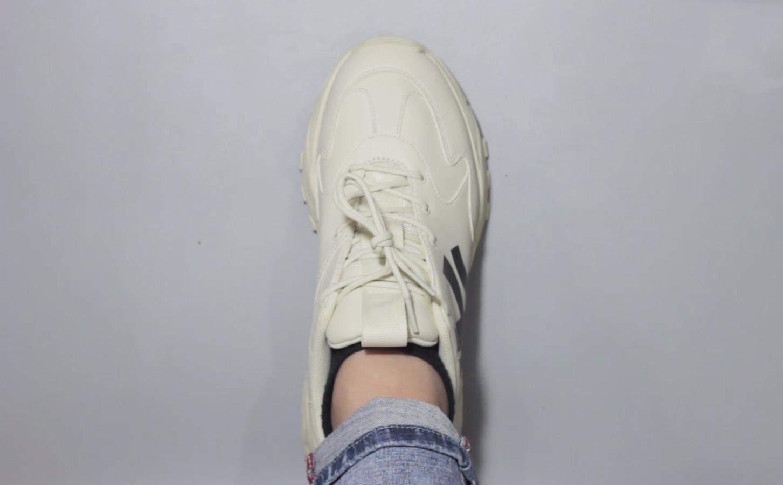 Cách thắt dây giày kiểu yeezy 350