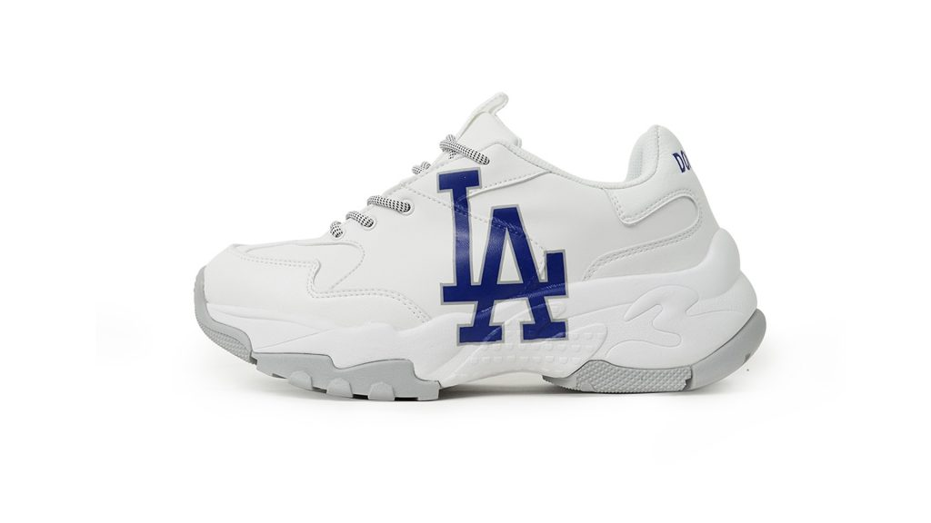 Mẫu giày MLB Big Ball Chunky LA Dodger