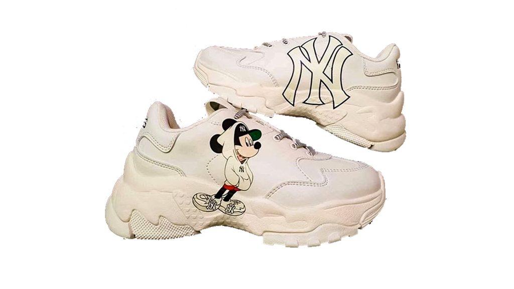 Mẫu giày MLB Big Ball Chunky Mickey