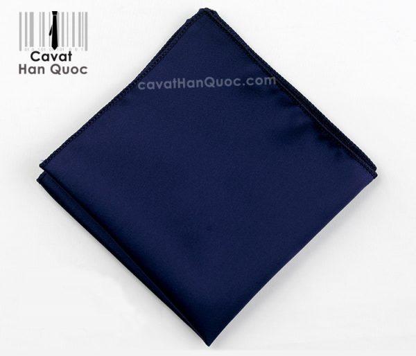 Khăn áo vest trơn xanh than